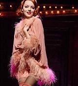 Emma Stone for 'Cabaret' Broadway Still