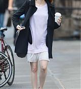 Emma Stone in New York City - November 24