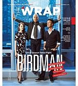 Emma Stone Covers The Wrap Magazine - November 21