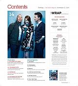 Emma Stone for 'The Wrap' Magazine - November 21