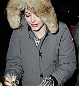 Emma Stone in NYC - November 18