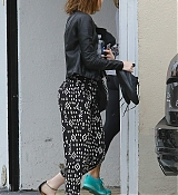 Emma Stone Out in Los Angeles - May 4