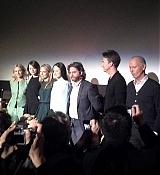 Emma Stone at Birdman NYFF PRess Conference - October 11
