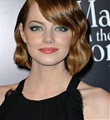 Emma Stone Arrives 'Magic In The Moonlight' Paris Premiere - September 11
