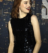 Emma Stone Arrives at