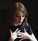 Emma Stone for New York Times